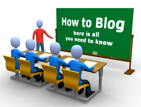 Learn To Setup A Business Blog in 5 minutes