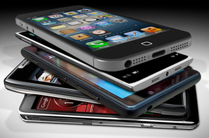 smart-phone-stack