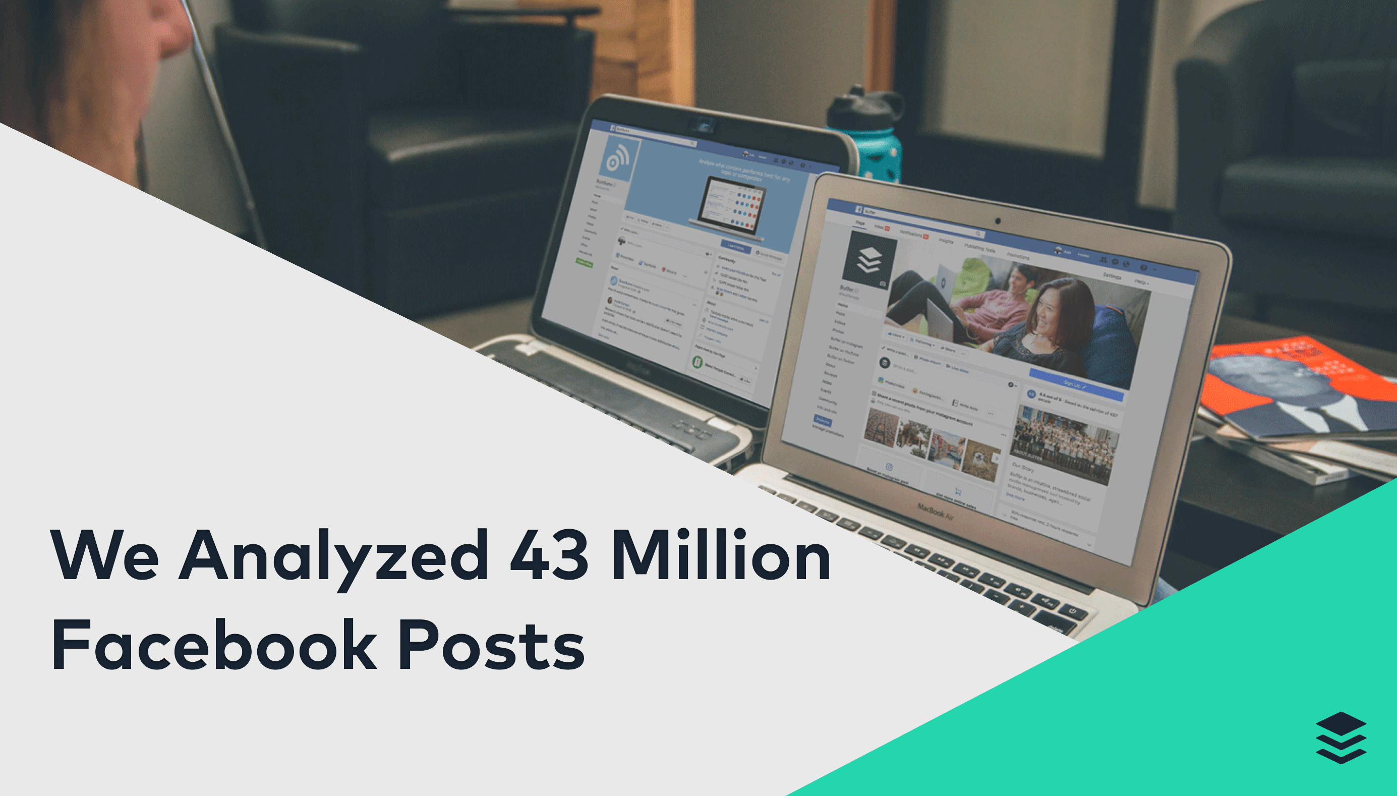 We Analyzed 43 Million Facebook Posts From the Top 20,000 Brands (New Research)