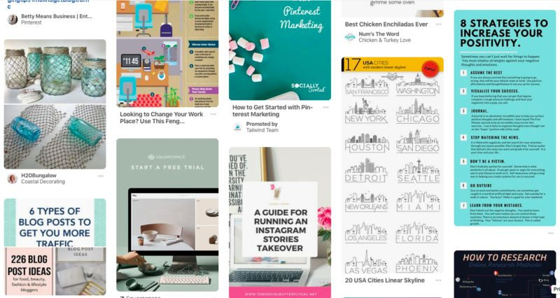 What is a Pinterest Pin?